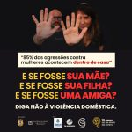 CONQUISTA: Prefeitura e Delegacia Especial de Atendimento à Mulher realizam campanha Agosto Lilás