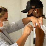 CONQUISTA: População de 41 anos ou mais, trabalhadores da Educação com 25 anos ou mais e bancários podem se vacinar nesta quinta-feira