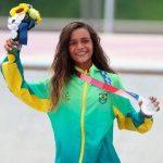 Voa, Fadinha! Aos 13 anos, Rayssa Leal brilha no skate e conquista prata