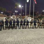 CONQUISTA: Ação da Guarda Municipal e da PM apreende drogas e detém suspeitos na Praça Norberto Aurich