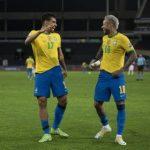 Brasil vence Peru e está novamente na final da Copa América