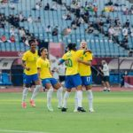Seleção feminina goleia a China na estreia dos Jogos Olímpicos de Tóquio