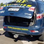 PRF prende dois foragidos da justiça na BR116 em Vitória da Conquista