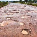 O povo de Maetinga fala: Trecho de estrada está intransitável; Reclamam moradores