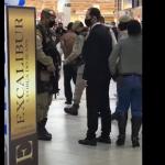 CONQUISTA: Homem surta e é preso no shopping Conquista Sul