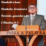 LUTO: Morre em Conquista pastor Nidoval Gadelha