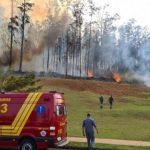 BRASIL: Bombeiros confirmam morte de sete pessoas em acidente de avião em São Paulo