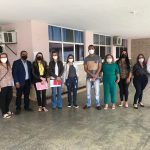Vereadores visitam Hospital Esaú Matos para verificar irregularidades apontadas em auditoria