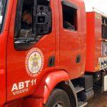 URGENTE: Incêndio é registrado em casa no bairro Bruno Bacelar