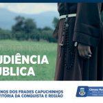 Câmara celebra 80 anos dos Frades Capuchinhos em Vitória da Conquista