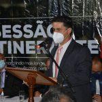 Jacaré destaca luta coletiva para execução do asfalto da estrada do Iguá
