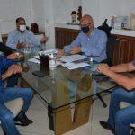 Câmara agenda visitas às obras do Finisa I e II no município