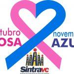 SINTRAVC realiza ação social de conscientização e prevenção ao câncer de mama