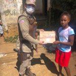 Polícia Militar é parceira do projeto 'Adote Um Pequeno Leitor'