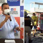 """Rui Costa anuncia proibição de festas do tipo """"paredão"""" em todo o estado da Bahia"""