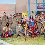 CONQUISTA: Polícia realiza Campanha Criança Feliz