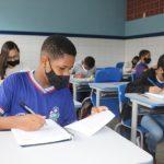 Aulas 100% presenciais na rede estadual de ensino começam na próxima segunda-feira (18)